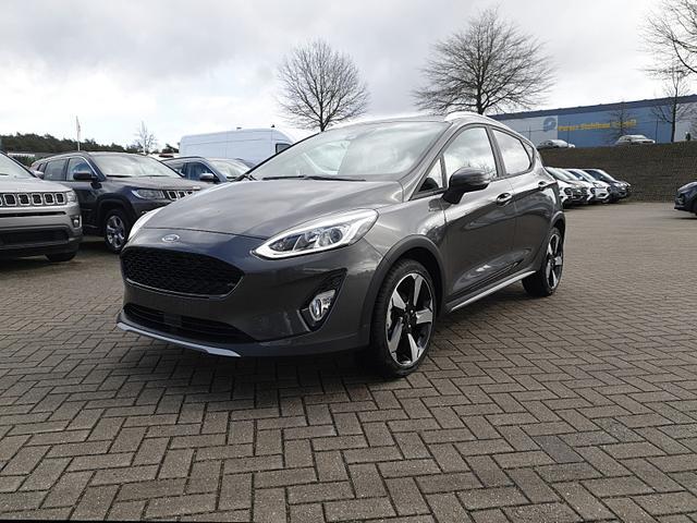 Ford Fiesta - Active 1.0 EcoBoost 100PS Klimaautomatik abg.Scheiben B+O-Sound beheizb. Frontscheibe Tempomat mit ACC Navi PDC