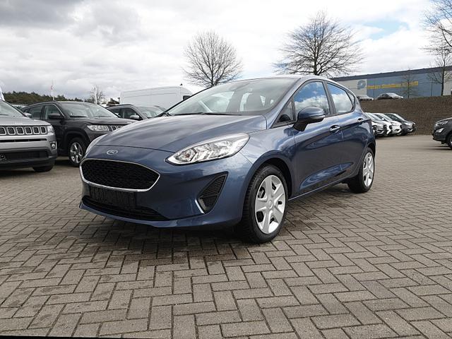 Ford Fiesta 1.1 85PS Trend 5-Türig Klima Allwetterreifen Bluetooth PDC Tempomat 2elekt. Fensterh. ZV-Fernb. elekt. beheizb. Außenspiegel