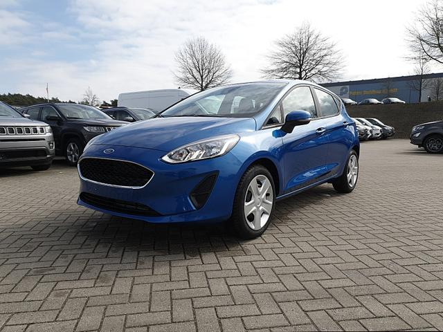 Ford Fiesta - 1.1 85PS Trend 5-Türig Klima Navi Bluetooth PDC DAB  Touch-Bildschirm Apple CarPlay Android Auto Lagerfahrzeug