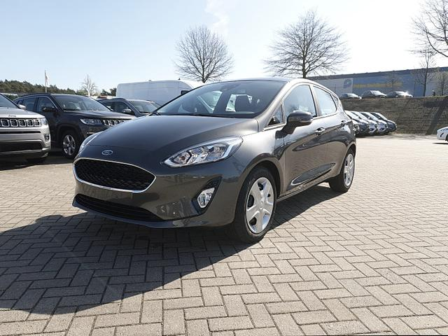 Ford Fiesta - 1.0 EcoBoost 95PS Cool & Connect 5-Türig Voll-LED Klima Apple CarPlay Android Auto DAB  PDC Tempomat Lagerfahrzeug