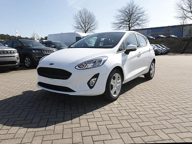 Ford Fiesta 1.0 EcoBoost 95PS Cool & Connect 5-Türig Voll-LED Klima Navi Apple CarPlay Android Auto DAB+ PDC Tempomat