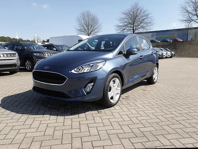 Ford Fiesta - 1.0 EcoBoost 95PS Cool & Connect 5-Türig Voll-LED Klima Apple CarPlay Android Auto DAB+ PDC Tempomat