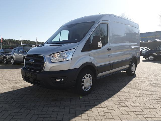 Ford Transit Custom - 350 L2H2 2.0TDCi 130PS Trend 3,5t 3-Sitzer Klima Navi AHK PDC v+h Touch-Bildschirm Apple CarPlay Android Auto