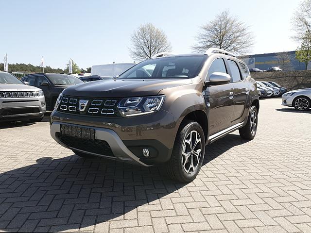 Dacia Duster 1.3 TCE 150PS Prestige Klima Sitzheizung Navi Rückf.Kamera PDC v+h DAB