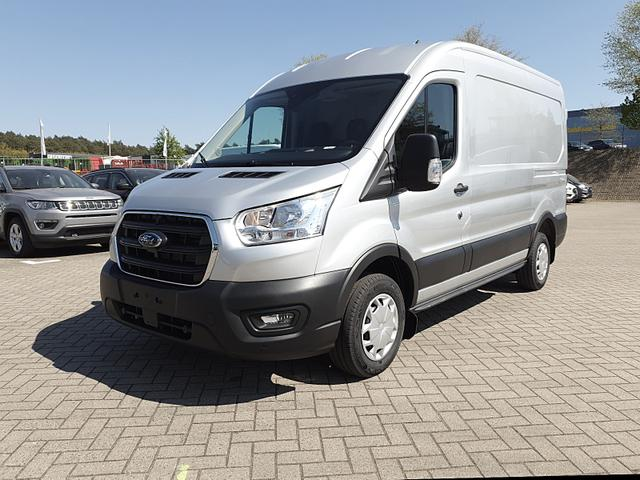 Ford Transit Custom - 290 L2H2 2.0TDCi 108PS Trend 2,9t 3-Sitzer Klima Frontscheibe beheizb. PDC v+h
