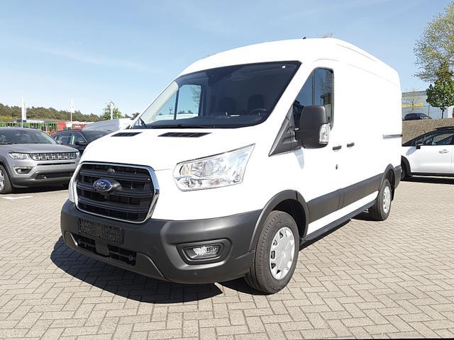 Ford Transit Custom 290 L2H2 2.0TDCi 108PS Trend 2,9t 3-Sitzer Klima PDC 2xSchiebetür v+h Navi Rückf.Kamera Anhängerkupplung Frontscheibe beheizb.