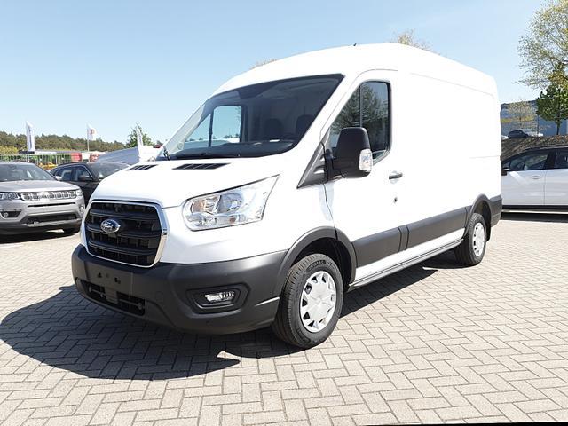 Ford Transit Custom - 290 L2H2 2.0TDCi 108PS Trend 2,9t 3-Sitzer Klima Anhängerkupplung PDC v+h
