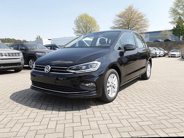 VW Golf Sportsvan 1.5 TSI OPF ACT 150PS DSG Highline Voll-LED Sitzheizung Klimaautomatik AbstandsTempomat PDCv+h Apple CarPlay Android Auto