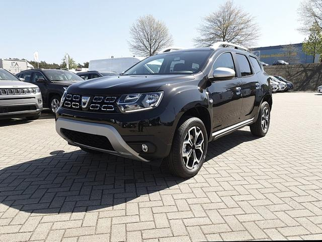 Dacia Duster - 1.3 TCE 150PS Prestige Klimaautomatik Sitzheizung Navi 360°Kamera PDC DAB