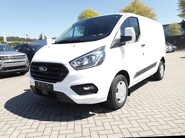 Ford Transit Custom - L1 2.0 TDCi 108PS Trend 2,8t 3-Sitzer Klima Anhängerkupplung Frontscheibe beheizb. PDC v+h