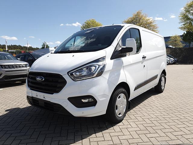 Ford Transit Custom - L1 2.0 TDCi 105PS Trend 2,8t 3-Sitzer Klima Anhängerkupplung Frontscheibe beheizb. PDC v h Rückf.Kamera Vorlauffahrzeug