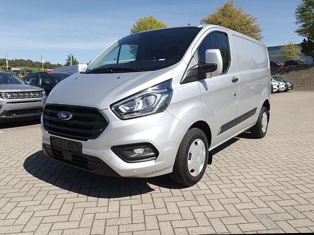 Ford Transit Custom - L1 2.0 TDCi 108PS Trend 2,8t 3-Sitzer Klima Navi Anhängerkupplung Frontscheibe beheizb. PDC v+h