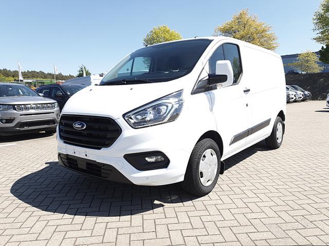 Ford Transit Custom - L1 2.0 TDCi 105PS Trend 2,8t 2-Sitzer Sitzheizung Klima Navi Anhängerkupplung PDC v+h Rückf.Kamera