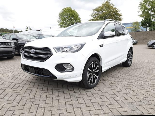 Ford Kuga - 1.5 120PS EcoBoost ST-Line Klimaautomatik Frontscheibe beheizb. Tempomat Navi Apple CarPlay Android Auto PDC v h LM-Felgen Lagerfahrzeug