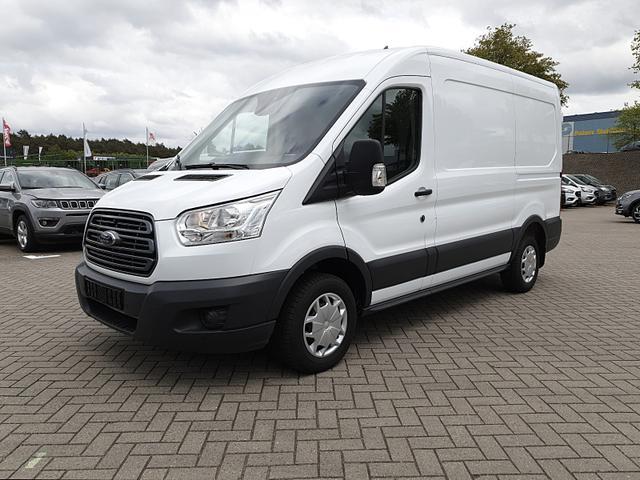 Ford Transit - 290 L2H2 2.0TDCi 105PS Trend 2,9t 3-Sitzer Klima Navi PDC v+h Anhängerkupplung Frontscheibe beheizb.