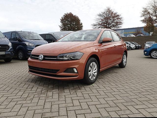 Volkswagen Polo - 1.0 TSI 95PS Comfortline 5-türig Sitzheizung Klima Radio (Touch-Bildschirm) mit Bluetooth & Multif.Lenkrad Front Assist Geschwindigkeitsbegrenzer