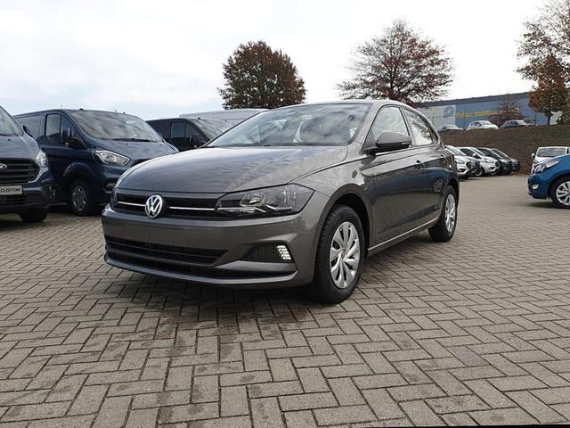 Volkswagen Polo 1.0 TSI 95PS Comfortline 5-türig Sitzheizung Klima Radio (Touch-Bildschirm) mit Bluetooth & Multif.Lenkrad Front Assist Geschwindigkeitsbegrenzer