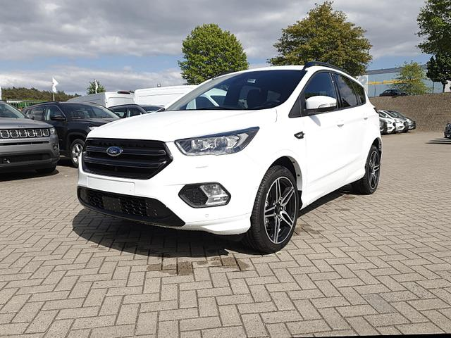 Ford Kuga - 1.5 120PS EcoBoost ST-Line Klimaautomatik Frontscheibe beheizb. Tempomat Navi Apple CarPlay Android Auto PDC v+h LM-Felgen