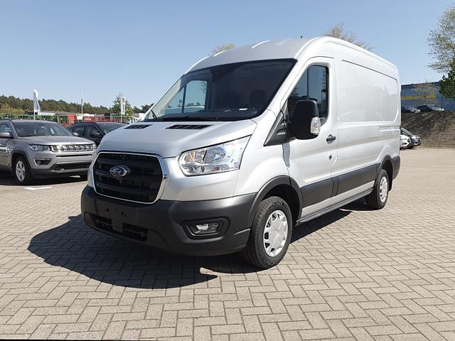 Ford Transit Custom - 290 L2H2 2.0TDCi 108PS Trend 2,9t 3-Sitzer Klima PDC v+h Navi Rückf.Kamera Anhängerkupplung Frontscheibe beheizb.
