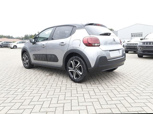 Citroën C3 - 1.2 83PS Shine AirBump 5-Türig Klimaautomatik Navi Apple CarPlay Android Auto Tempomat PDC Nebelsch. abg.Scheiben