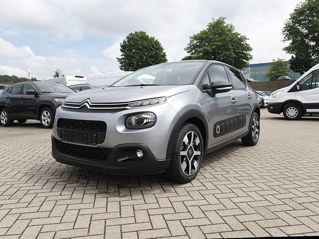 Citroën C3 - 1.2 110PS Automatik Shine AirBump 5-Türig Klimaautomatik Rückf.Kamera Navi PDC Apple CarPlay Android Auto