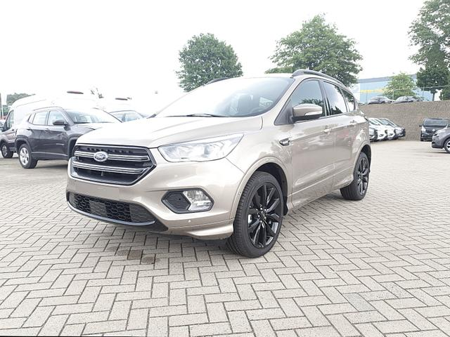 Ford Kuga - 1.5 150PS EcoBoost ST-Line Frontscheibe beheizb. Klimaautomatik Navi (Europa) Apple CarPlay Android Auto Tempomat PDC v h LM-Felgen Lagerfahrzeug