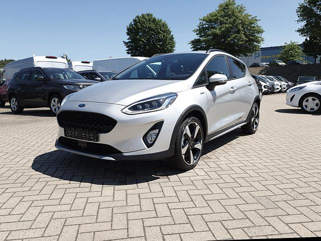 Ford Fiesta - Active 1.0 EcoBoost 100PS Lenkradheizung Sitzheizung Voll-LED Klimaautomatik Frontscheibe beheizb. Tempomat mit ACC Navi PDC Rückf.Kamera