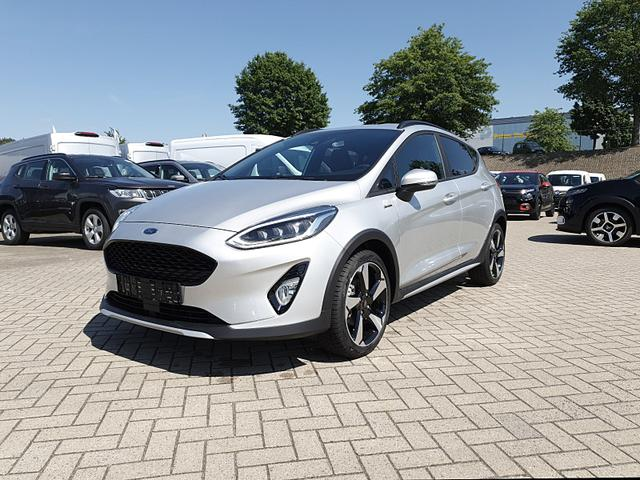 Ford Fiesta - Active 1.0 EcoBoost 100PS Klimaautomatik B O-Sound beheizb. Frontscheibe ACC VOLL-LED Navi Tempomat PDC Lagerfahrzeug