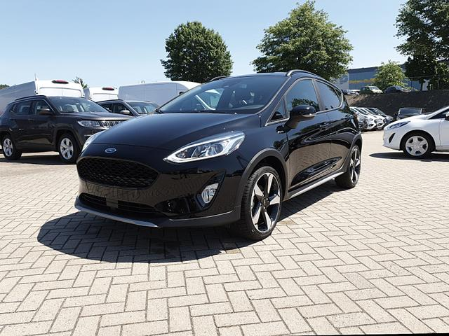 Ford Fiesta - Active 1.0 EcoBoost 100PS Klimaautomatik B+O-Sound 17-LM beheizb. Frontscheibe Lenkradheizung Sitzheizung Tempomat mit ACC Navi PDC