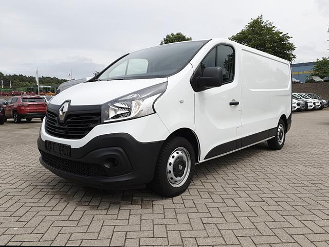 Renault Trafic Kastenwagen - L2H1 1.6 dCi 125PS Komfort 3,0t 3-Sitzer Klima Anhängerkupplung PDC Bluetooth Tempomat Ganzjahresreifen