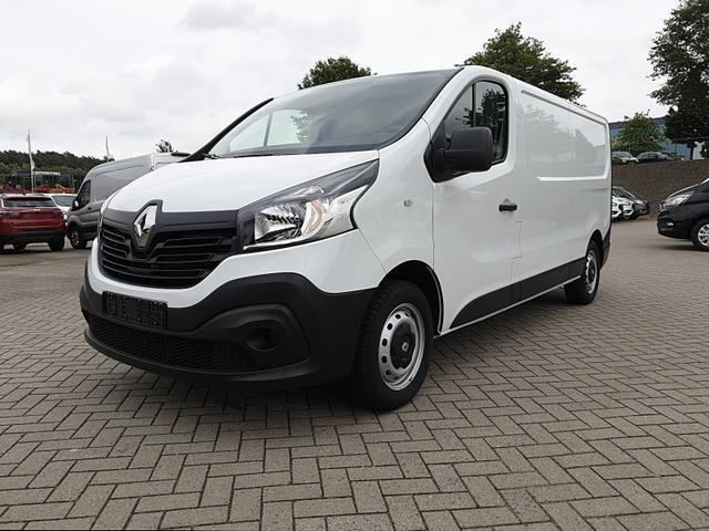 Renault Trafic Kastenwagen - L2H1 1.6 dCi 120PS Komfort 3,0t 3-Sitzer Klima Anhängerkupplung PDC Bluetooth Tempomat Ganzjahresreifen