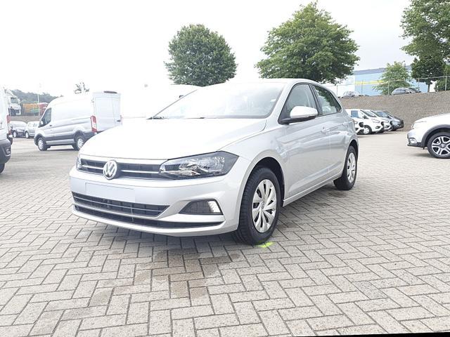 Volkswagen Polo - 1.0 TSI 95PS Comfortline 5-türig Sitzheizung Klima Radio (Touch-Bildschirm) mit Bluetooth & Multif.Lenkrad Front Assist Geschwindigkeitsbegrenzer Vorlauffahrzeug