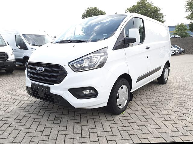 Ford Transit Custom - L1 2.0 TDCi 105PS Trend 2,8t 3-Sitzer Anhängerkupplung Klima PDC v+h Rückf.Kamera Ford-Navi SYNC 3 Radio mit Bluetooth 8''-Touchscreen Apple Carplay Android Auto