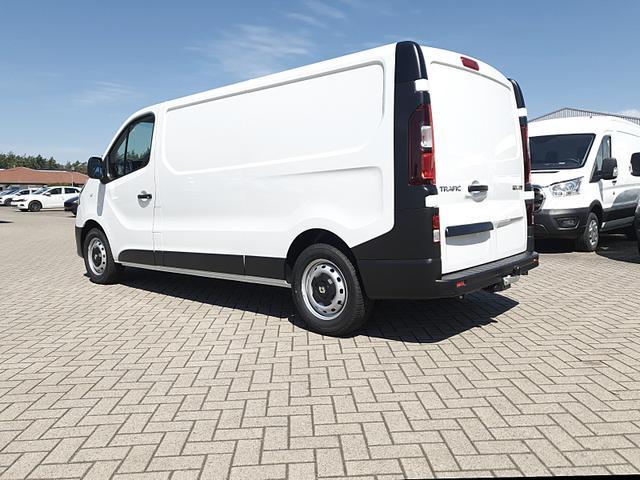 Trafic Kastenwagen L2H1 2.0 dCi 120PS Komfort 3,0t 2-Sitzer Klima Anhängerkupplung Voll-LED Navi Bluetooth Parksensoren Tempomat Ganzjahresreifen