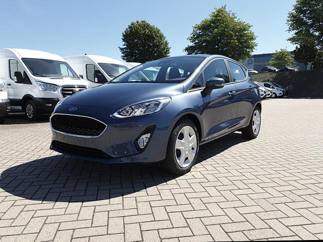 Ford Fiesta - 1.0 EcoBoost 95PS Cool & Connect 5-Türig LED-Scheinwerfer Klima SYNC 3 Apple CarPlay Android Auto Bluetooth 8''-Touchscreen DAB  PDC Tempomat Lagerfahrzeug