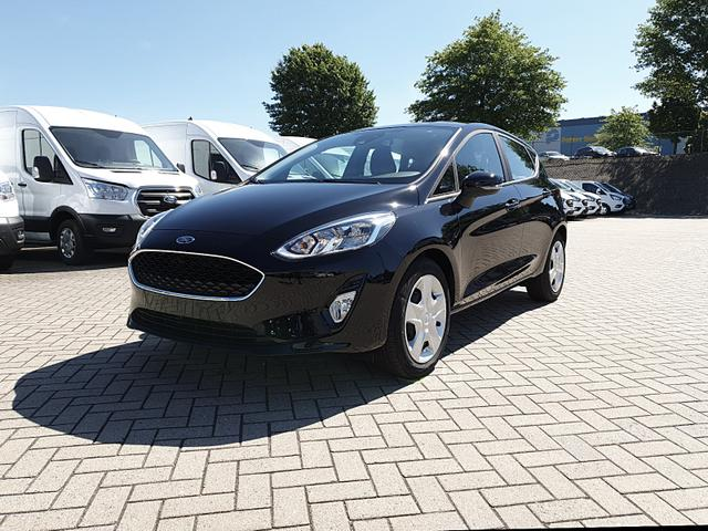 Ford Fiesta - 1.0 EcoBoost 95PS Cool & Connect 5-Türig LED-Scheinwerfer Klima SYNC 3 Apple CarPlay Android Auto Bluetooth 8''-Touchscreen DAB+ PDC Tempomat