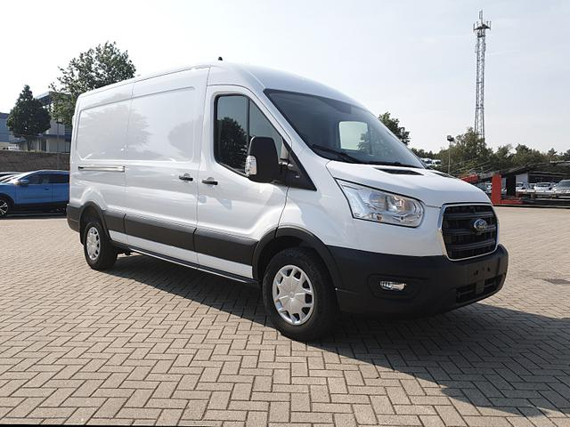 Transit Custom 350 L3H2 2.0TDCi 130PS Trend 3,5t 3-Sitzer Klima Anhängerkupplung Ford-Navi SYNC 3 DAB+ Bluetooth 8''-Touchscreen Apple Carplay Android Auto PDC v+h Tempomat
