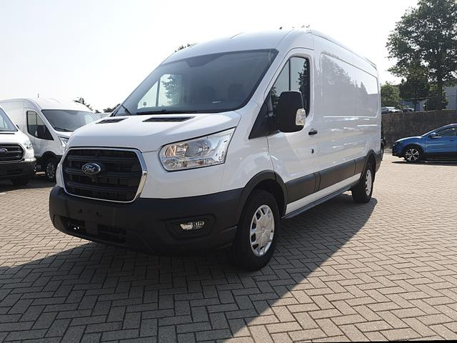 Ford Transit Custom - 350 L3H2 2.0TDCi 130PS Trend 3,5t 3-Sitzer Klima Anhängerkupplung Ford-Navi SYNC 3 DAB+ Bluetooth 8''-Touchscreen Apple Carplay Android Auto PDC v+h Tempomat