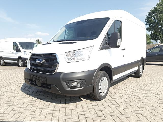 Ford Transit Custom - 290 L2H2 2.0TDCi 108PS Trend 2,9t 3-Sitzer Klima Anhängerkupplung PDC v+h Tempomat Bluetooth