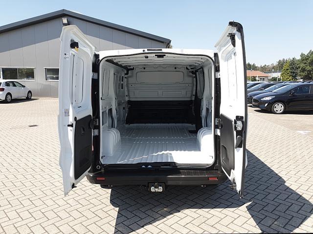 Trafic Kastenwagen L2H1 2.0 dCi 145PS Automatik Komfort 3,0t 3-Sitzer Voll-LED Klima Navi Anhängerkupplung Parksensoren DAB+ Bluetooth Tempomat