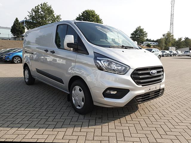 Transit Custom L2 2.0TDCi 130PS Automatik Trend 3,0t 3-Sitzer Klima Anhängerkupplung Ford-Navi SYNC 3 DAB+ Bluetooth 8''-Touchscreen Apple Carplay Android Auto PDC v+h Tempomat Frontscheibe beheizbar