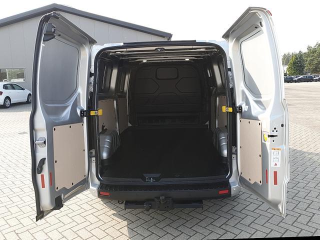 Ford Transit Custom L2 2.0TDCi 130PS Automatik Trend 3-Sitzer Klima Anhängerkupplung Frontscheibe beheizb. Ford-Navi SYNC 3 DAB+ Bluetooth 8''-Touchscreen Apple Carplay Android Auto PDC v+h Tempomat