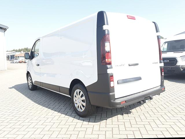 Trafic Kastenwagen L2H1 2.0 dCi 145PS Automatik Komfort 3 3,0t 3-Sitzer Voll-LED AHK Klima Navi Anhängerkupplung Parksensoren DAB+ Bluetooth Tempomat