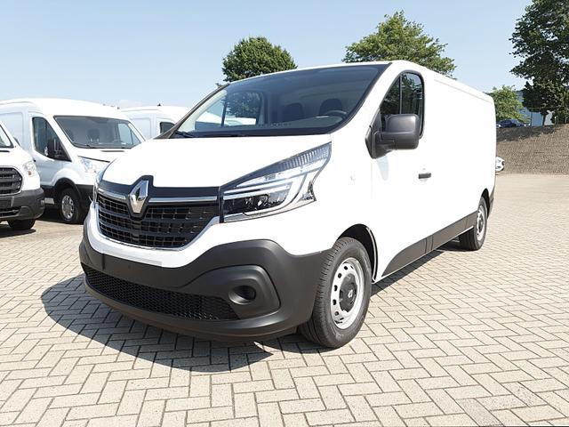 Renault Trafic Kastenwagen - L2H1 2.0 dCi 145PS Automatik Komfort 3,0t 3-Sitzer Voll-LED Klima Navi Anhängerkupplung Parksensoren DAB  Bluetooth Tempomat Vorlauffahrzeug kurzfristig verfügbar