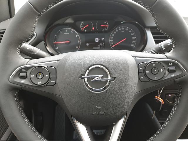 Opel (EU) Crossland X 1.2 130PS Automatik Edition Klimaautomatik Sitzheizung Lenkradheizung DAB+ PDC v+h Rückf.Kamera Tempomat R4.0 IntelliLink Apple CarPlay Android Auto