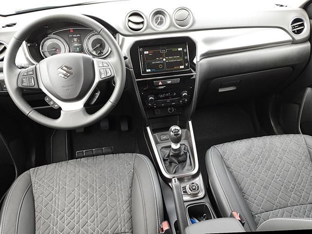 Vitara 1.4 129PS ALLGRIP HYBRID Comfort Voll-LED Klimaautomatik Sitzheizung Navi PDC v+h Rückf.Kamera Tempomat mit ACC