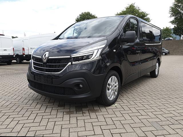 Renault Trafic Kastenwagen - L2H1 2.0 dCi 145PS Automatik Komfort 3,0t 2-Sitzer Voll-LED Klimaautomatik Navi Parksensoren Rückf.Kamera DAB+ Bluetooth Tempomat