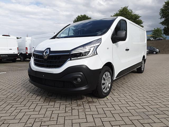Renault Trafic Kastenwagen - L2H1 2.0 dCi 145PS Automatik Komfort 3,0t 3-Sitzer Voll-LED Klima Navi Anhängerkupplung Parksensoren DAB  Bluetooth Tempomat Vorlauffahrzeug