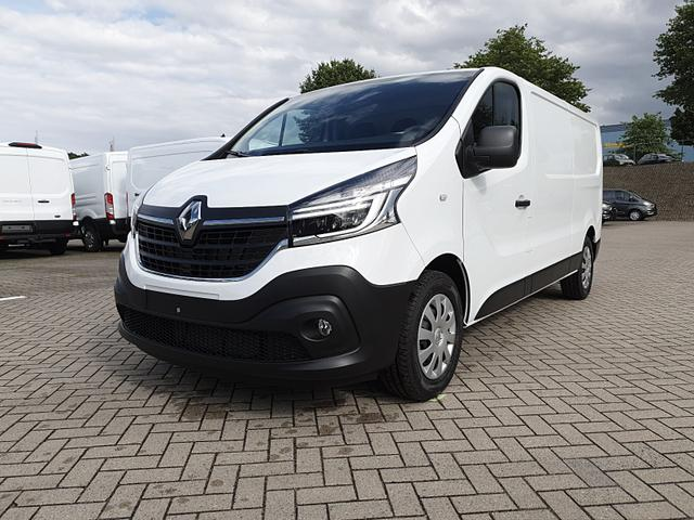 Renault Trafic Kastenwagen - L2H1 2.0 dCi 145PS Automatik Komfort 3,0t 3-Sitzer Voll-LED Klima Navi Anhängerkupplung Parksensoren DAB+ Bluetooth Tempomat