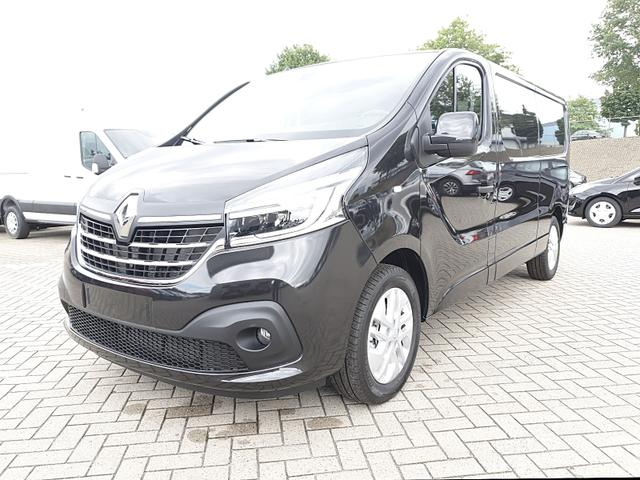 Renault Trafic Kastenwagen - L2H1 2.0 dCi 170PS Automatik Komfort 3,0t 2-Sitzer Voll-LED Klimaautomatik Navi Rückfahrkamera Bluetooth Parksensoren Tempomat ZV-Fernb. 2 elekt.Fensterh. elekt. beheizb. Außenspiegel 2x Flügel Vorlauffahrzeug